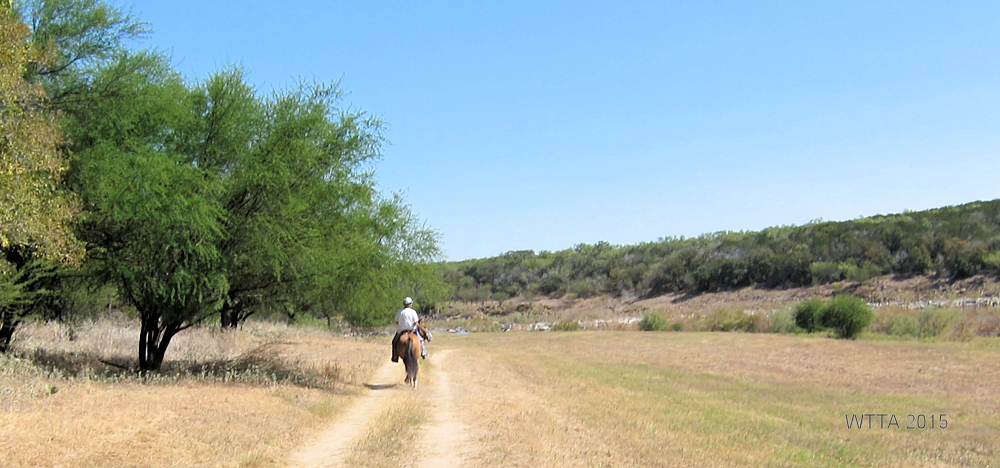 Texas Trails Where The Trails Are